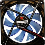 Cooler Fan G-Fire EW-2252-LGEX 12X12CM Led Azul
