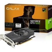 GEFORCE GALAX GTX PERFORMANCE NVIDIA  GTX 1050 OC LOW PROFILE 2GB DDR5 128BIT 7008MHZ 1354MHZ 640 CUDA CORES DVI HDMI DP