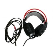 Headset Gamer X-Soldado GH-X20 Infokit Com Microfone