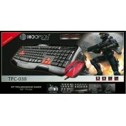 Kit Teclado/Mouse Gamer USB Hoopson TCP-038