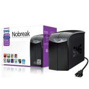 Nobreak SMS Interactive 1200VA Station II 6 Tomadas Monovolt 110V