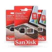 Pen Drive Sandisk Cruzer Fit SDCZ33-016G-B35 16GB