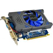 Placa de Vídeo Geforce GT 730 2GB 64-Bit DDR5 5GHz/901MHz Galax 73GPH4HXB2TV - 384 Cuda Cores
