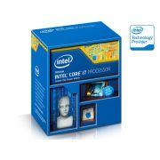 Processador Intel Core I7-4790 3.6GHz (4GHz Turbo Max) 8MB Cache BX80646I74790 LGA1150 Com Intel® HD Graphics 4600