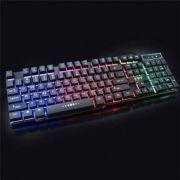 Teclado Gamer Zyg 800 Led Colorido