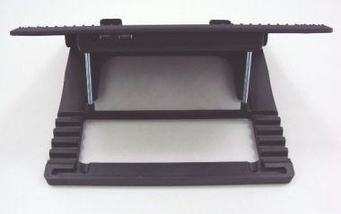 Base Usb Notebook Cooler 15cm Silencioso 5 Niveis Altura Dex  - Mega Computadores