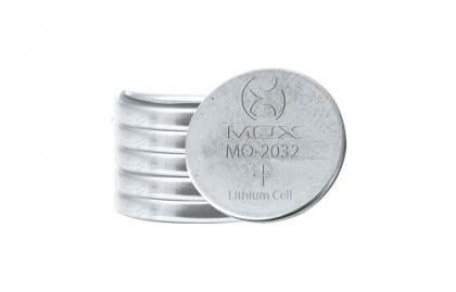 Bateria de Lítio CR2032 3V Mox MO-2032 - Cartela com 5 unidades  - Mega Computadores