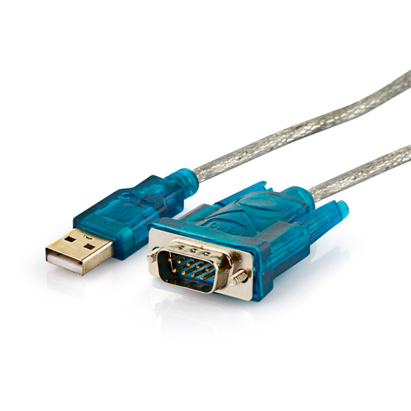 Cabo Serial Conversor Usb 2.0 Rs232 Usb  - Mega Computadores