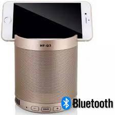 Caixa De Som Multifuncional Wireless Speaker Smartphone Full  - Mega Computadores