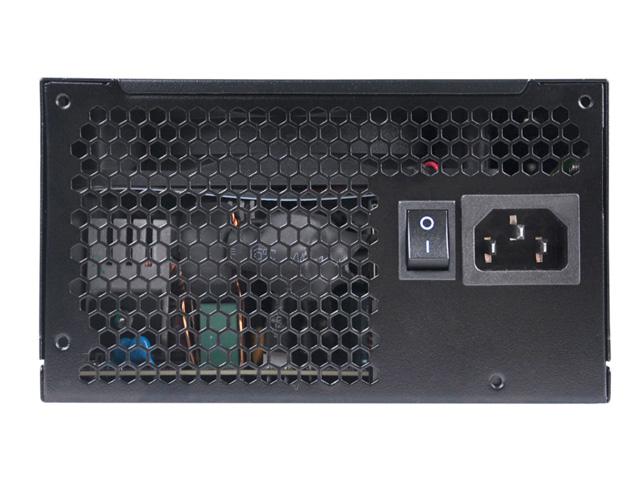 Fonte 600W EVGA 100-B1-0600-KR - 80Plus Bronze, PFC Ativo, Bivolt Automática  - Mega Computadores