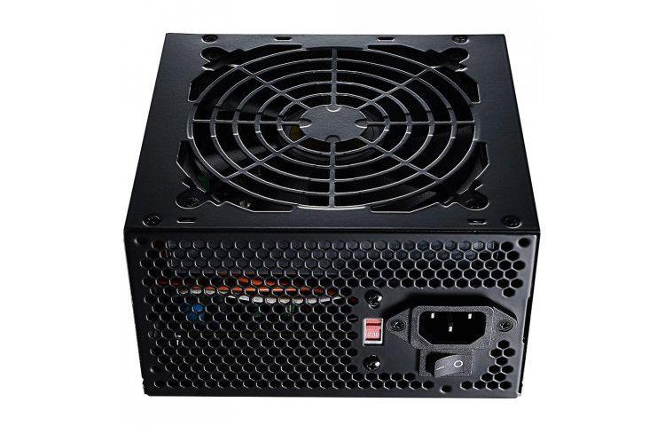 FONTE ATX 500W REAL BRAZILPC BPC/5330 24 PINOS  - Mega Computadores