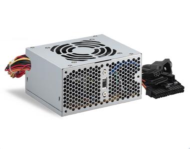 Fonte ATX Mini 250W Real K-Mex PP250ROF c/ Cabo de Energia  - Mega Computadores