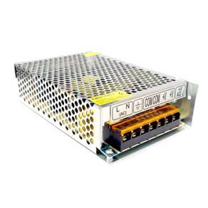 Fonte Colmeia Chaveada 12v 15a Ideal Cftv Fita De Led Som  - Mega Computadores
