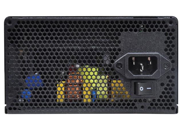 Fonte EVGA 750W Supernova 80Plus Bronze/PFC Ativo 110-B2-0750-VR - Semi Modular  - Mega Computadores