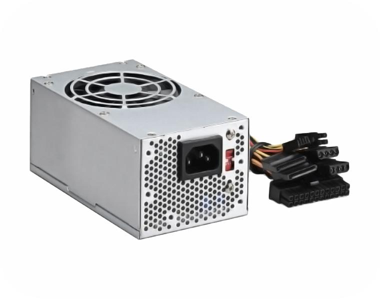 Fonte TFX 230W K-Mex PD-230ROG 2x Sata Bivolt 110/220V  - Mega Computadores