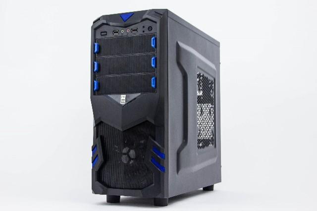 Gabinete BR1 CL-G31 Gamer Tool Free Sem Fonte Preto  - Mega Computadores