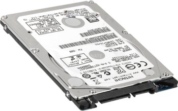 HD para Notebook 500GB Hitachi Travelstar 7mm Z5K500-500 Sata 3.0Gbps 5400RPM  - Mega Computadores