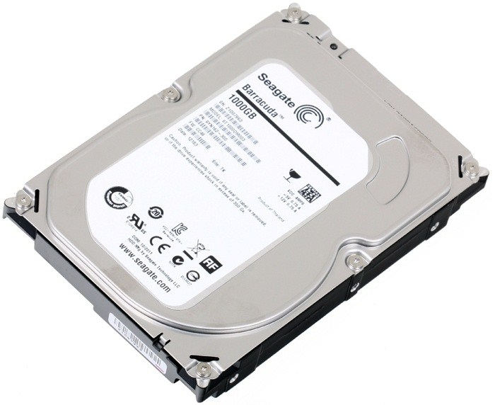 HD Seagate 1TB ST1000DM003 Sata3 6.0Gb/s Barracuda 7.200RPM 64MB Buffer  - Mega Computadores