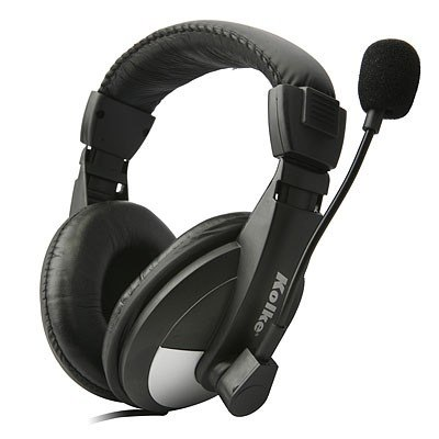 Headset Com Microfone Kolke KMI-102 (620838)  - Mega Computadores