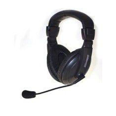 Headset Maxprint com Microfone 601144-4  - Mega Computadores