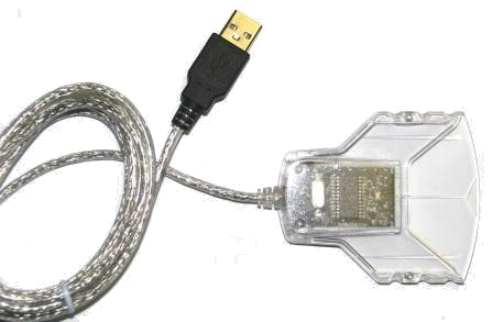 Leitor Smart Card Gemalto PC USB-TR USB 2.0  - Mega Computadores