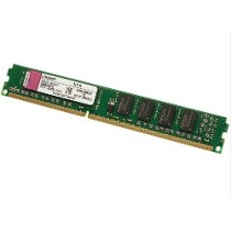 Memória 2GB DDR2 800MHz Kingston KVR800D2N6/2G PC2-6400 Desktop  - Mega Computadores