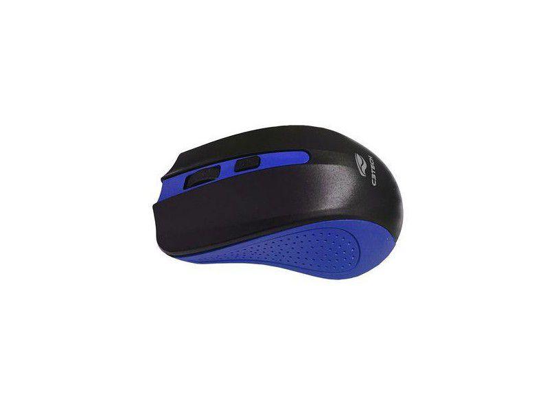 Mouse C3 Tech M-w20 Sem Fio Rc Nano 1000 Dpi Vermelho  - Mega Computadores