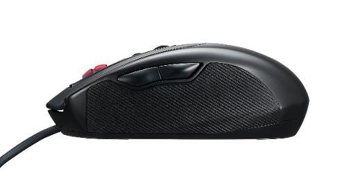 Mouse Gamer Cooler Master Xornet II SGM-2002-KLON1 - 3500dPI  - Mega Computadores