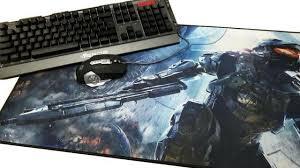 MOUSE PAD KNUP KP-S09 GAMER 400x800mm EMBORRACHADO  - Mega Computadores