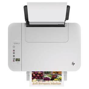 Multifuncional HP 2546 Wi-Fi Deskjet Ink Advantage Colorida  - Mega Computadores