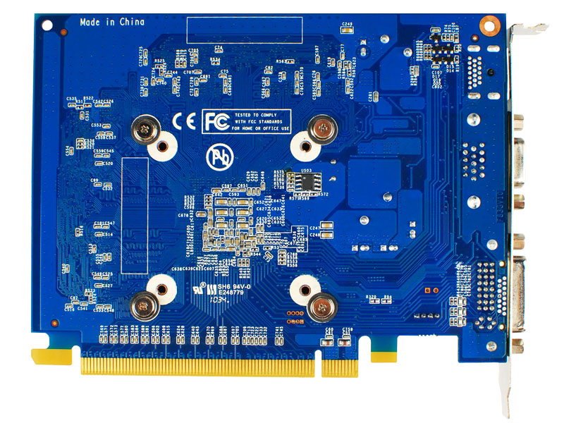 Placa de vídeo NVidia Geforce GT 730 2GB 128-Bit 1330MHz GDDR3 Galax 73GPF8HX3SNS - 96CUDAs  - Mega Computadores
