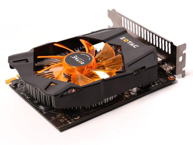 Placa de Vídeo Nvidia Geforce GTX 750 2GB 128-bit GDDR5 Zotac ZT-70704-10M  - Mega Computadores