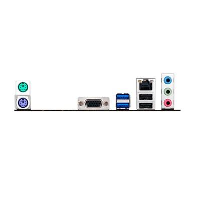 MB ASUS H81M-CS/BR LGA1150 DDR3 VGA USB3.0 2x PCIE  - Mega Computadores
