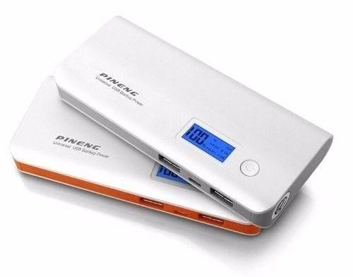 Power Bank Bateria Extra Pineng  Slim  10000mah  - Mega Computadores