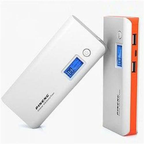 Power Bank Bateria Extra Pineng  Slim  10000mah  - Mega Computadores