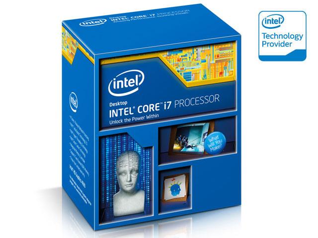 Processador Intel Core I7-4790K 4GHz(4.4GHz Turbo Max) 8MB Cache BX80646I74790K LGA1150 Com Intel® HD Graphics 4600  - Mega Computadores