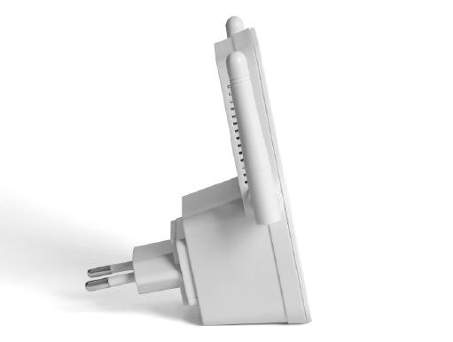 Repetidor/Extensor Wireless Link One L1-AP312N 300Mbps 2 Antenas Externas Omnidirecionais  - Mega Computadores