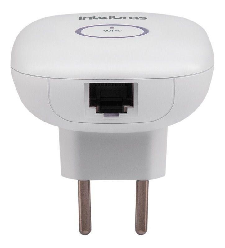 Repetidor Wireless Intelbras IWE 3000N  - Mega Computadores