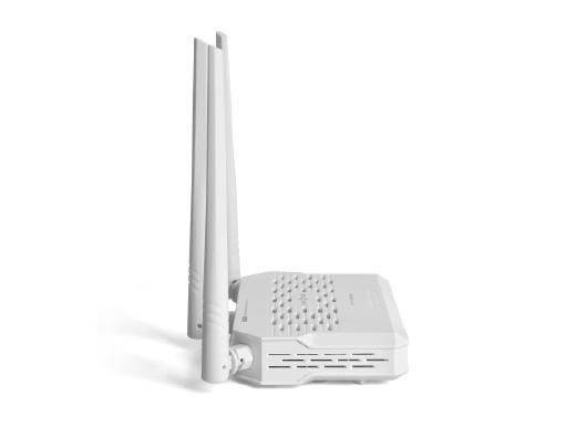 Roteador de Alta Potência Link One L1-RWH333L Wireless N 300Mbps 3LAN 1WAN 3 Antenas 5dBi  - Mega Computadores