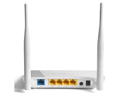 Roteador N Link One L1-RW342 300Mbps 2 antenas 5dBi 4x LAN/1x WAN  - Mega Computadores