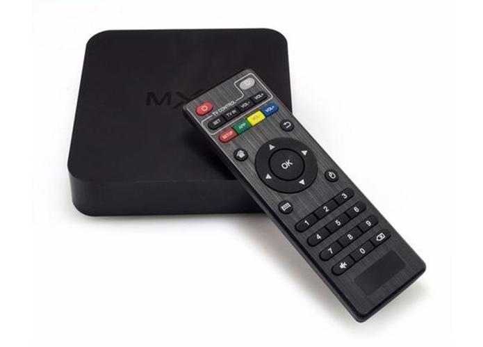 Tv Box 4k Ultra Hd  - Mega Computadores