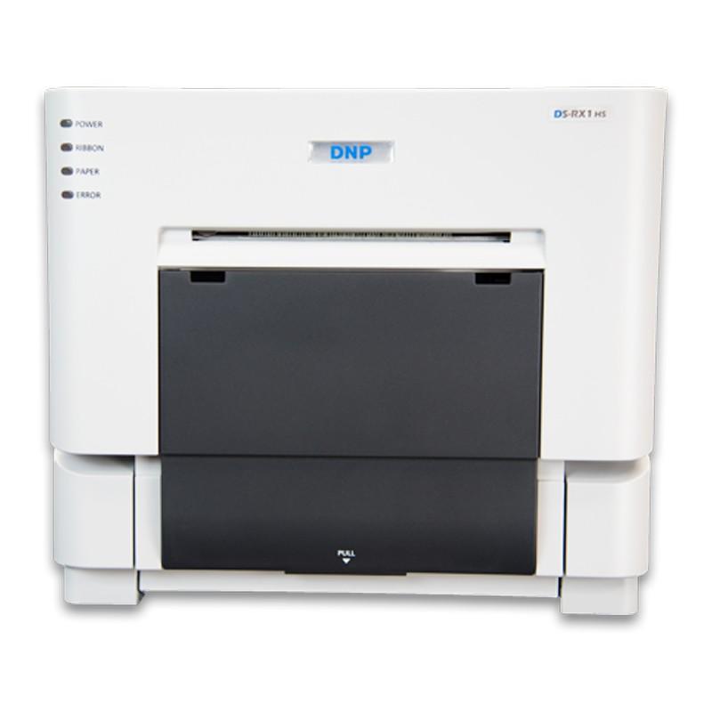 2 Impressoras Fotográficas DNP RX1 (+ 2100 fotos 10X15)