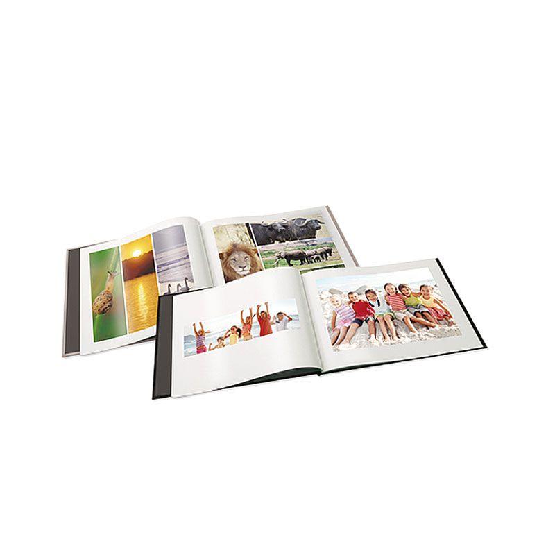 Capas com resina A4 (9mm) Horizontal (10 pcs)