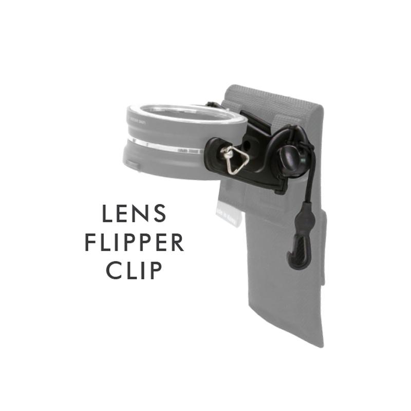 CLIP para suporte de lentes