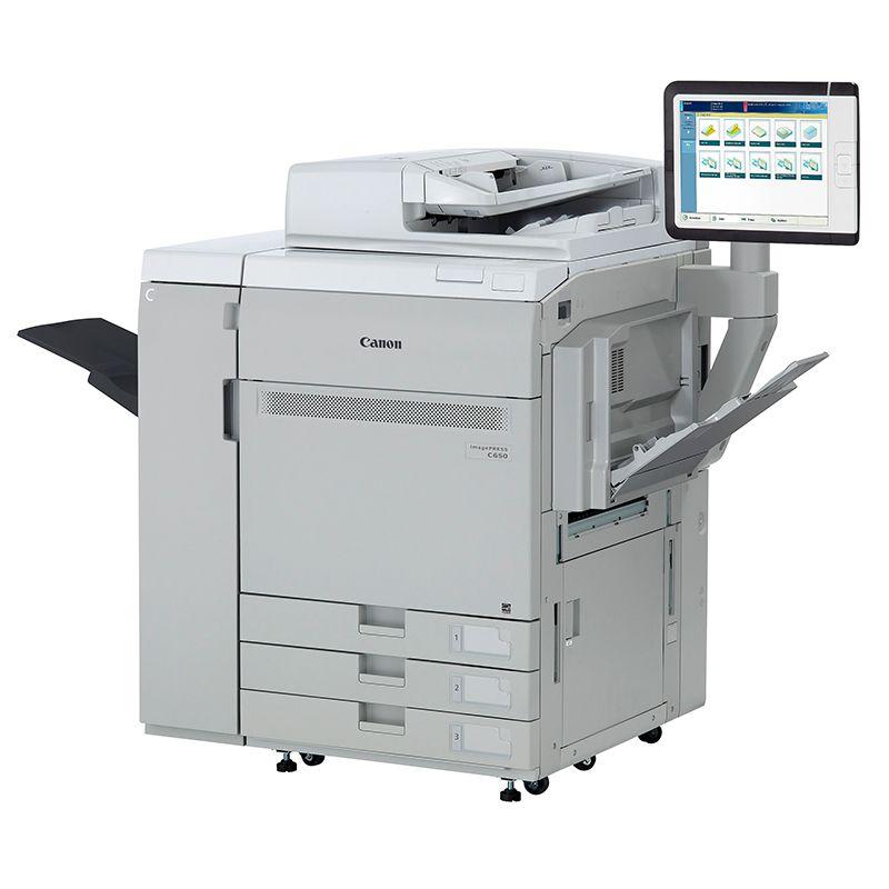 Impressora Canon imagePRESS C910/C810/C710