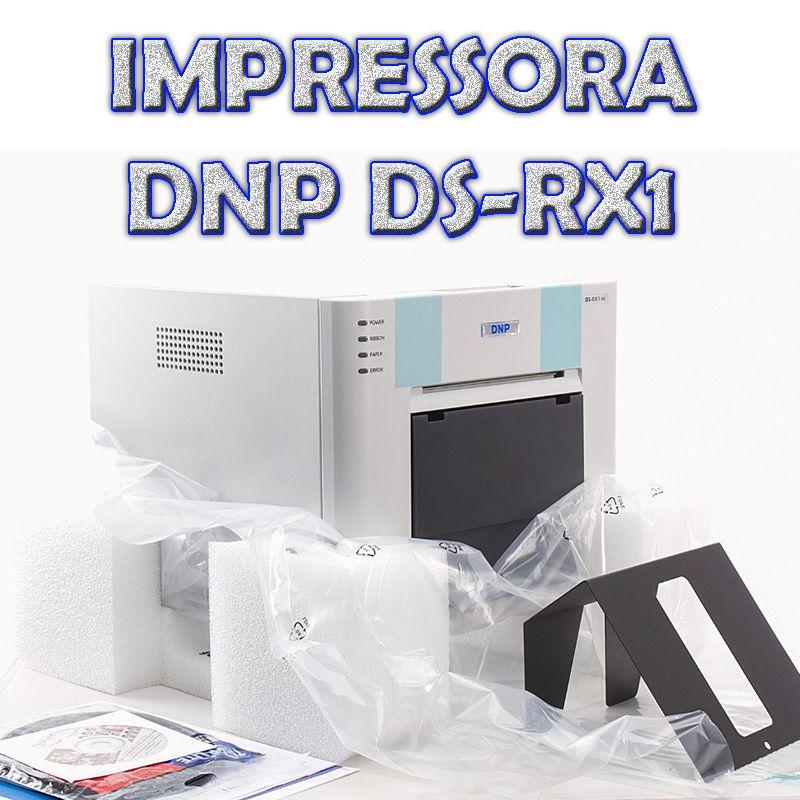 Impressora Fotográfica DNP DS-RX1HS