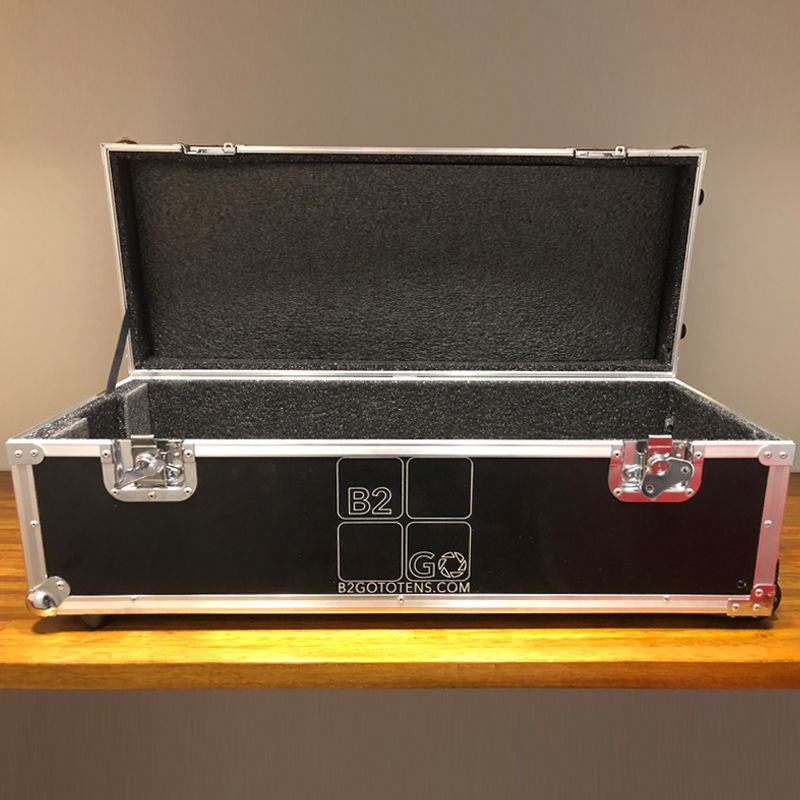 KIT 3: Totem B2GO + Mesa impressora + Case B2GO