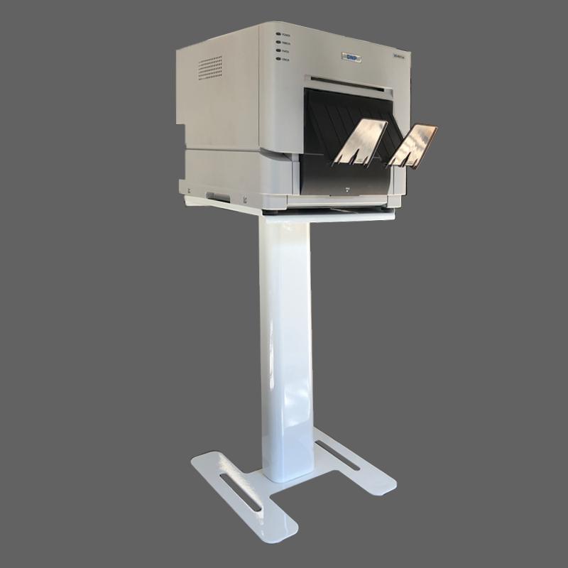 KIT 4: Totem B2GO + Mesa para impressora + Impressora DNP RX1HS
