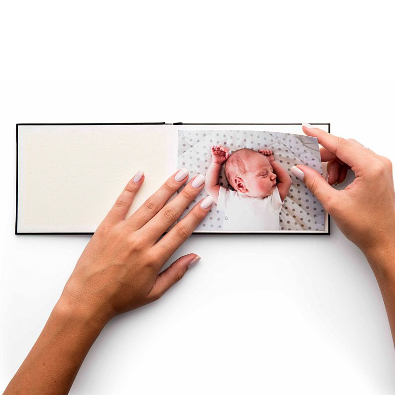 Kit com 5 álbuns para fotos 10x15 (20 fotos)
