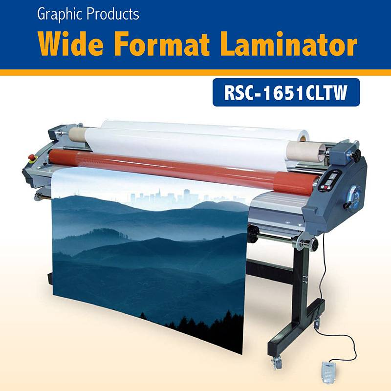 Laminadora RSC-1651CLTW (Fria)